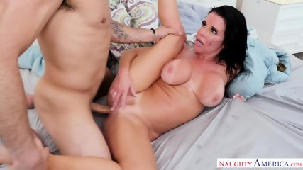 MILF Knows How To Ride A Dick