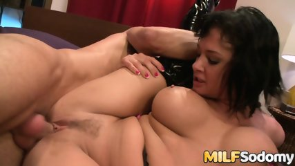 Hardcore Anal With Mature Slut