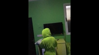 Fighting With Russian Girl After Sex