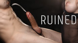 Sweet Tortures For Him – Ruined Orgasm With Cum Explosion