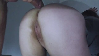 My Wet Tight Pussy Makes Him Cum Too Fast, Huge Cum Load