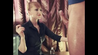 THREE MASSIVE CUMSHOTS After Months Of CHASTITY