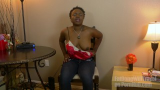 Sexy African College Girl Gives Sex Advice On How To Please A Woman